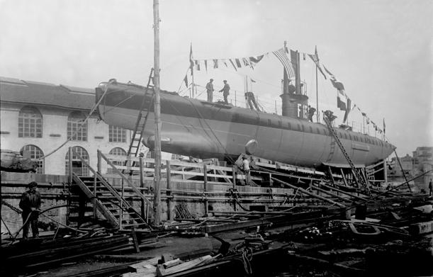 Sous-marins F15_1910