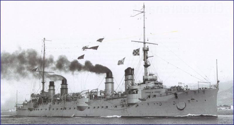 Croiseurs français  - Page 4 Jurien11