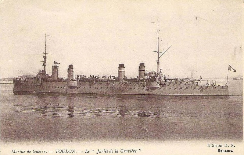 Croiseurs français  - Page 4 Jurien13