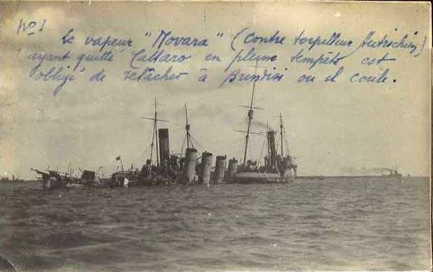 Croiseurs français  - Page 5 Novara12