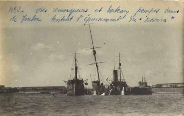 Croiseurs français  - Page 5 Novara13