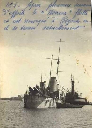 Croiseurs français  - Page 5 Novara14