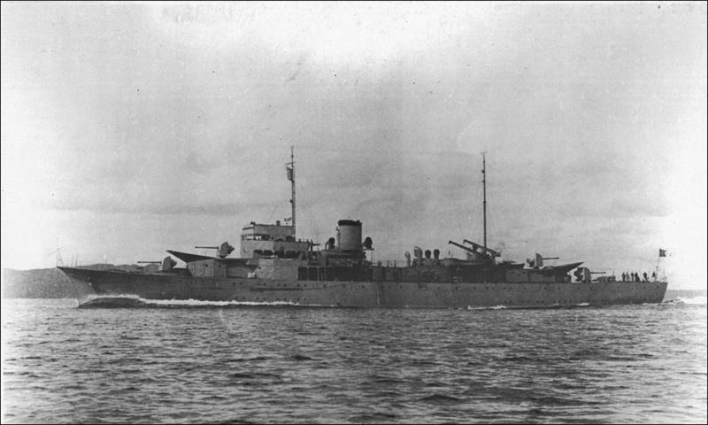 Marine norvégienne  Olavtr10