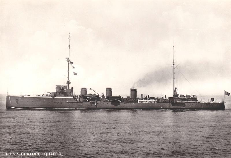 Croiseurs italiens - Page 2 Quarto10