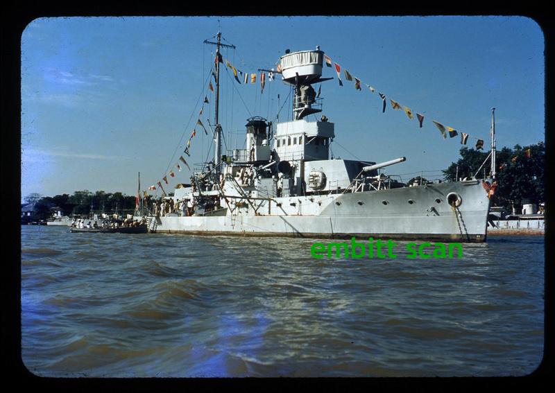 Marine thaïlandaise  Ratana13