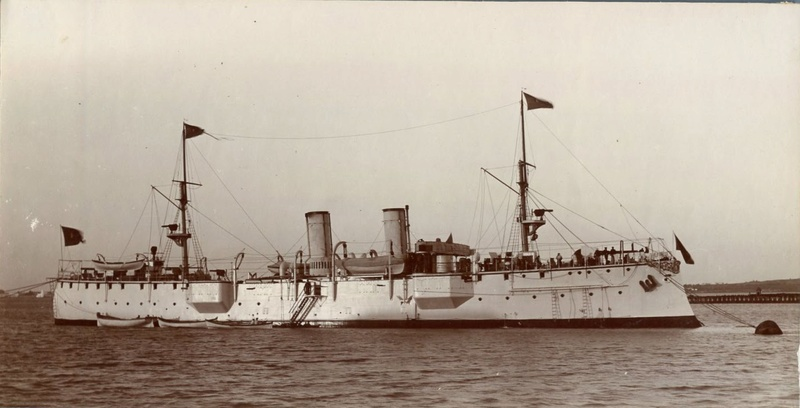 Croiseurs espagnols Rio_de10