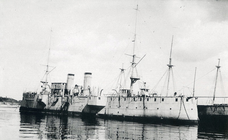 Croiseurs espagnols Rio_de11