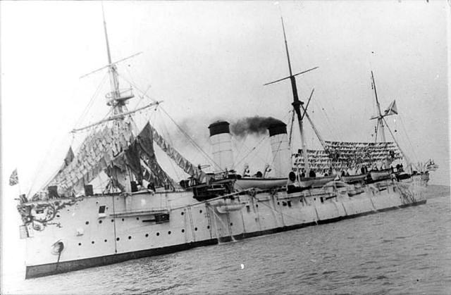 Croiseurs russes/soviètiques  - Page 2 Ryurik10