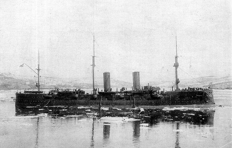 Croiseurs russes/soviètiques  - Page 2 Ryurik11