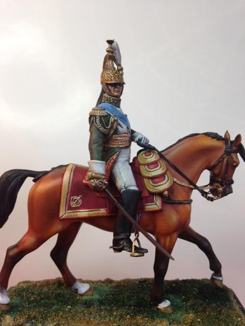 Général Letort commandant les Dragons de la Garde 1815 D_orna10