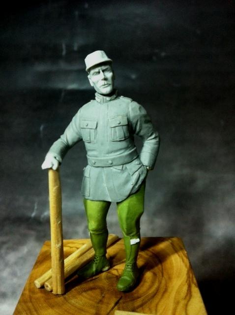Lieutenant Colonel Emile DRIANT par BONO (FIN) Photo_40