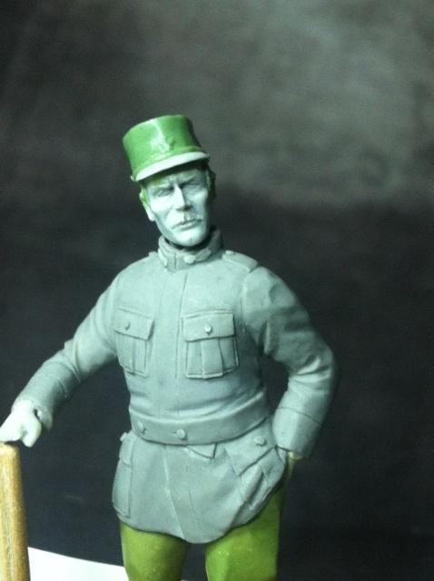 Lieutenant Colonel Emile DRIANT par BONO (FIN) Photo_45