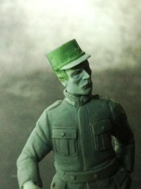 Lieutenant Colonel Emile DRIANT par BONO (FIN) Photo_49