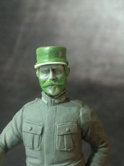 Lieutenant Colonel Emile DRIANT par BONO (FIN) Photo_53