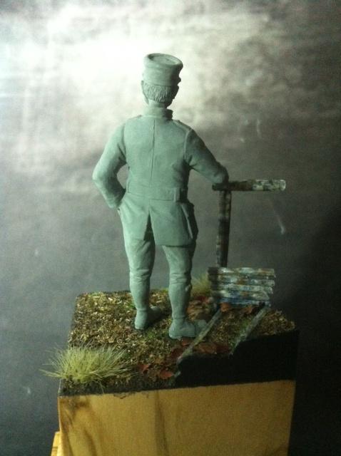 Lieutenant Colonel Emile DRIANT par BONO (FIN) Photo_60