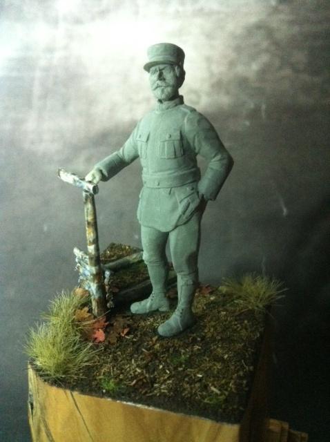 Lieutenant Colonel Emile DRIANT par BONO (FIN) Photo_61