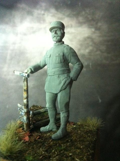 Lieutenant Colonel Emile DRIANT par BONO (FIN) Photo_62