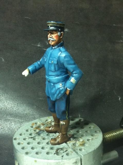Lieutenant Colonel Emile DRIANT par BONO (FIN) Photo_66