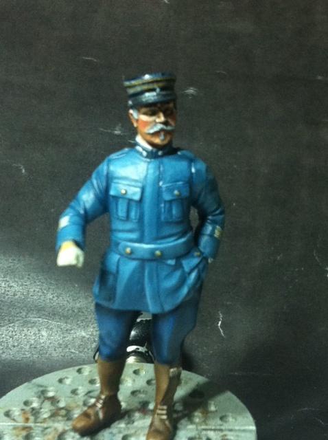 Lieutenant Colonel Emile DRIANT par BONO (FIN) Photo_68