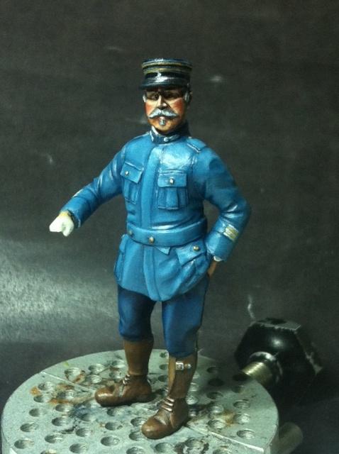 Lieutenant Colonel Emile DRIANT par BONO (FIN) Photo_69