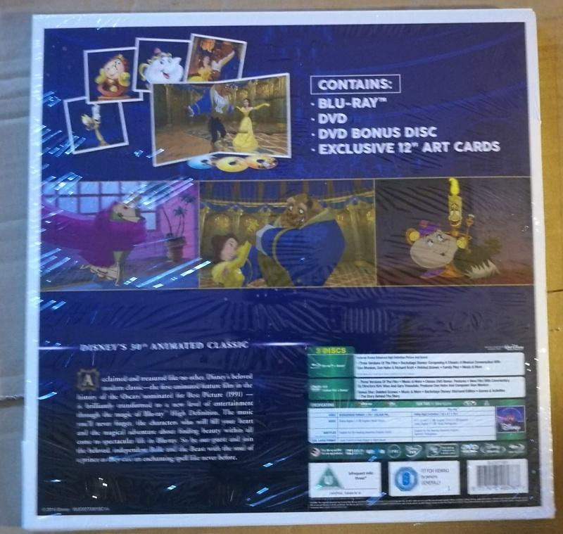 Disney Big Sleeve Editions  Img_2011