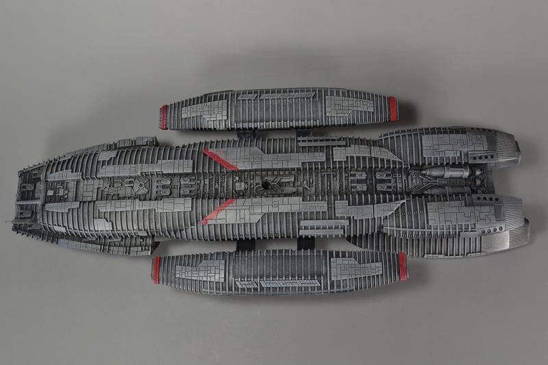 Battlestar Galactica Modelle von Revell Dsc_0016