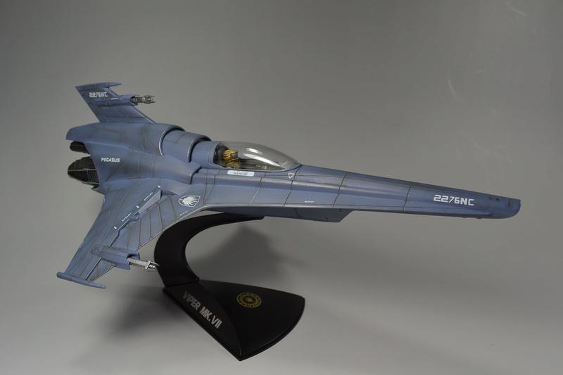 Battlestar Galactica Modelle von Revell Dsc_0019
