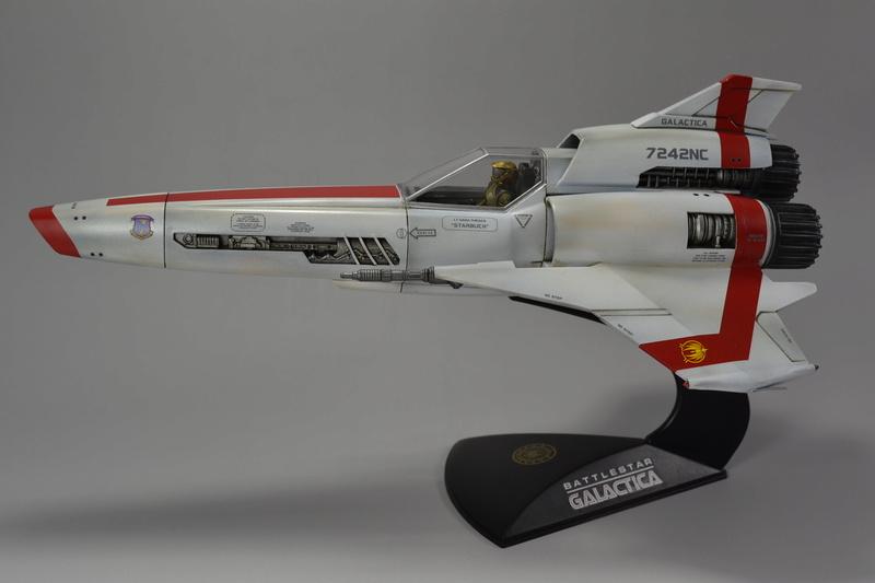 Battlestar Galactica Modelle von Revell Dsc_0023