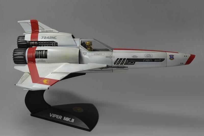 Battlestar Galactica Modelle von Revell Dsc_0025