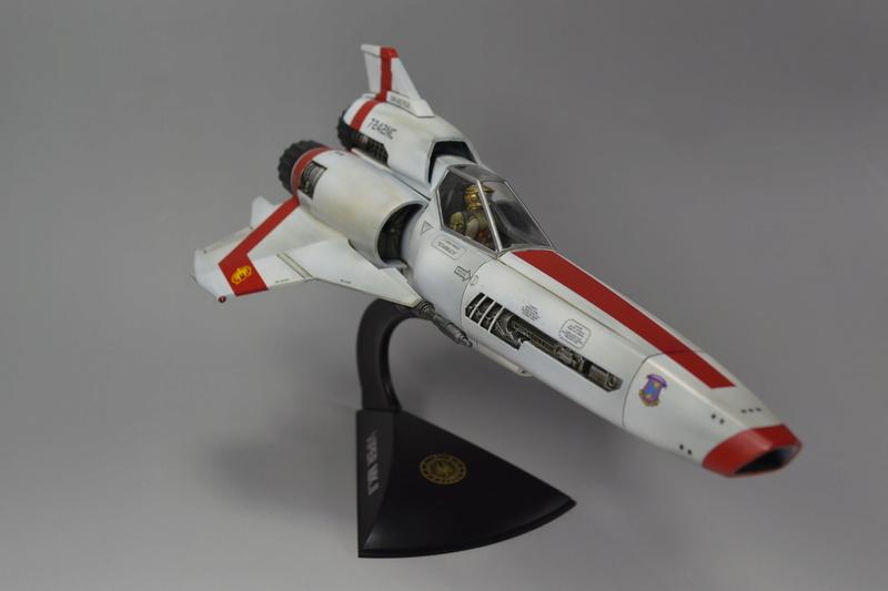 Battlestar Galactica Modelle von Revell Dsc_0026