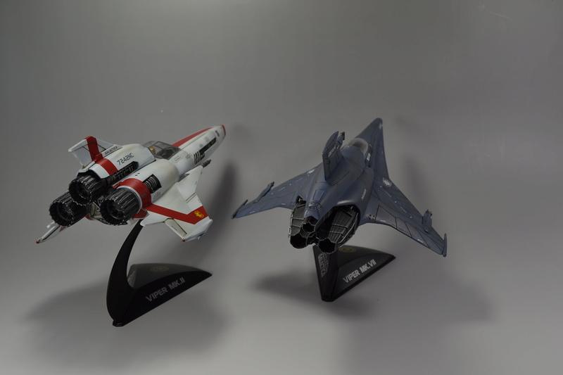 Battlestar Galactica Modelle von Revell Dsc_0028