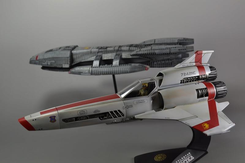 Battlestar Galactica Modelle von Revell Dsc_0030