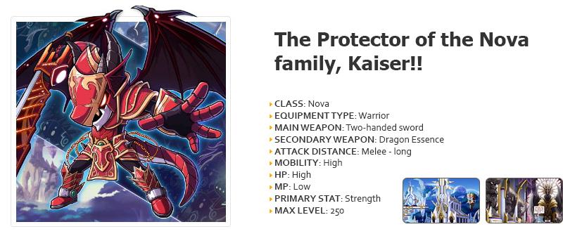 Nova : Kaiser : 카이저 Kaiser10