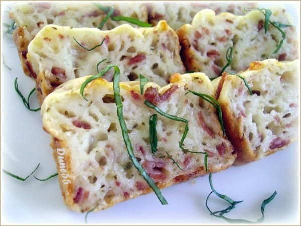 Bouchées pizza au pepperoni  23215810
