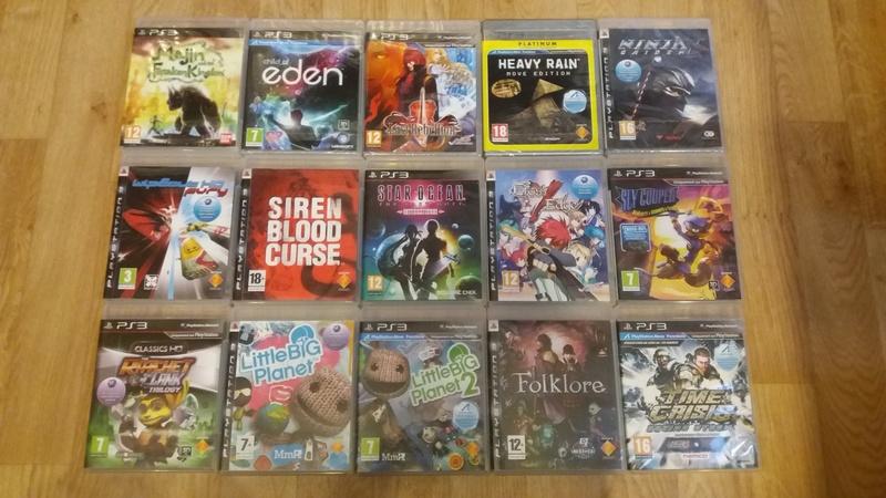 Lot de 15 jeux PS3 150 € Lot_ps10