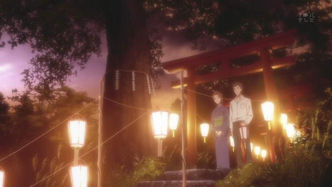 Mariage de Kagero et Saito Temple10