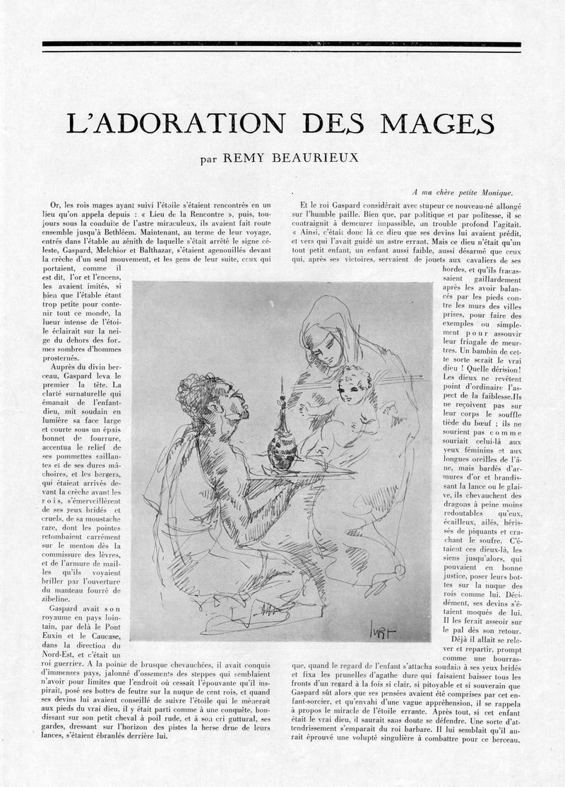 La Vie Marocaine Illustrée 1932 - Page 2 01-la_11