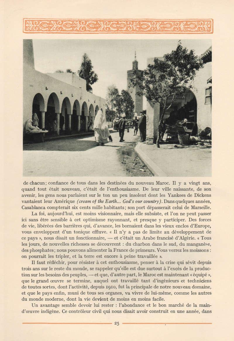 VISIONS DU MAROC, André CHEVRILLON. 01-vis12