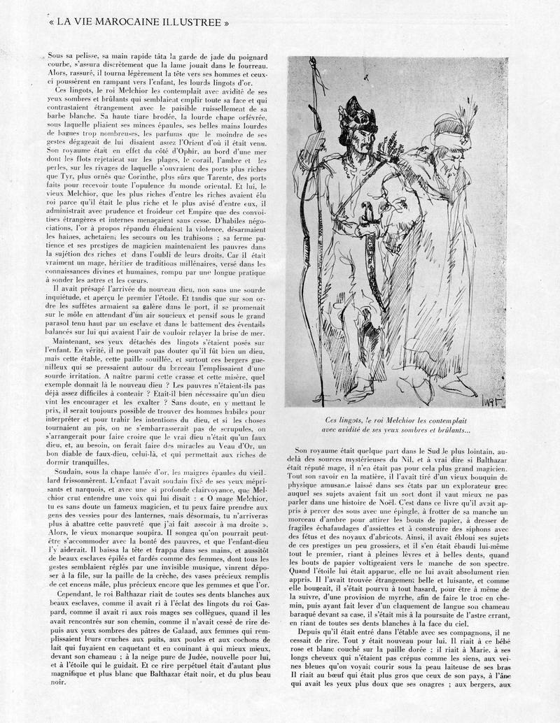La Vie Marocaine Illustrée 1932 - Page 2 02-la_10