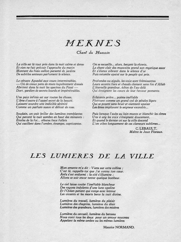La Vie Marocaine Illustrée 1932 - Page 2 05-la_11