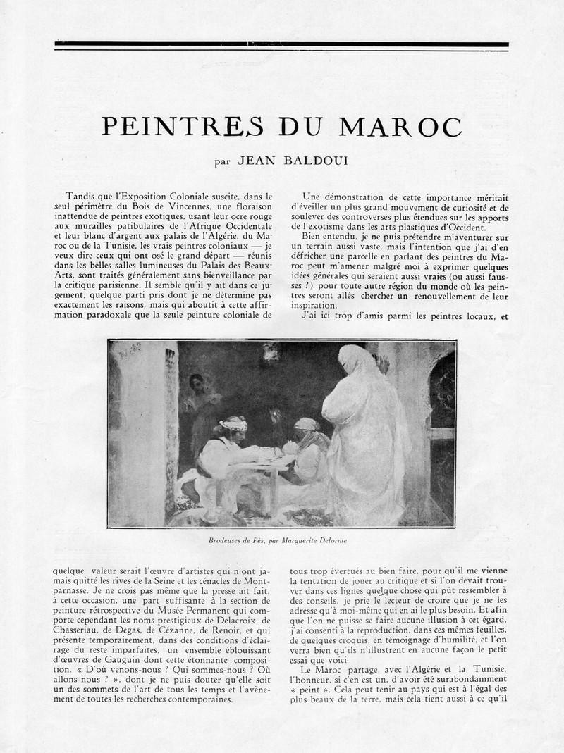 La Vie Marocaine Illustrée 1932 - Page 3 06-la_12