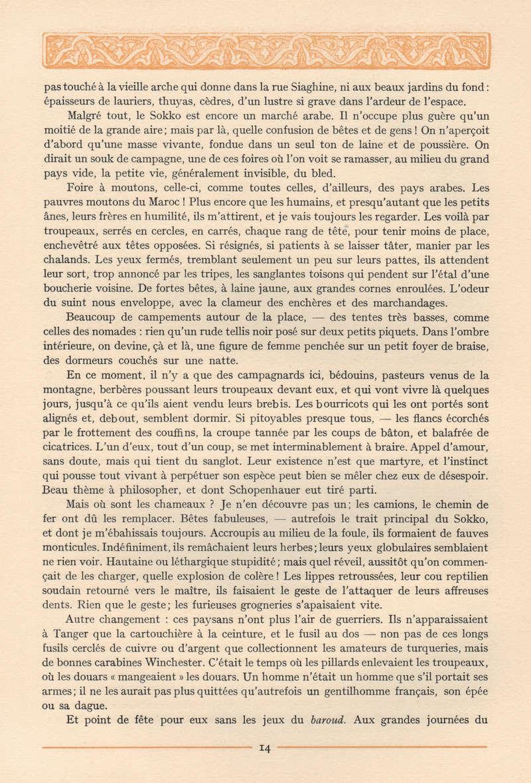 VISIONS DU MAROC, André CHEVRILLON. 06-vis10