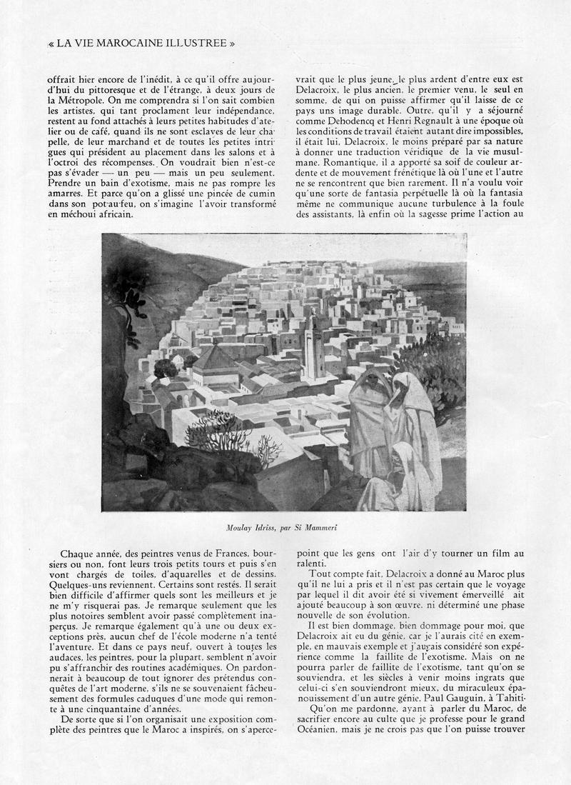 La Vie Marocaine Illustrée 1932 - Page 3 07-la_11