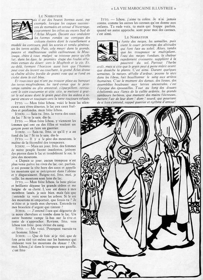 La Vie Marocaine Illustrée 1932 10-la_10