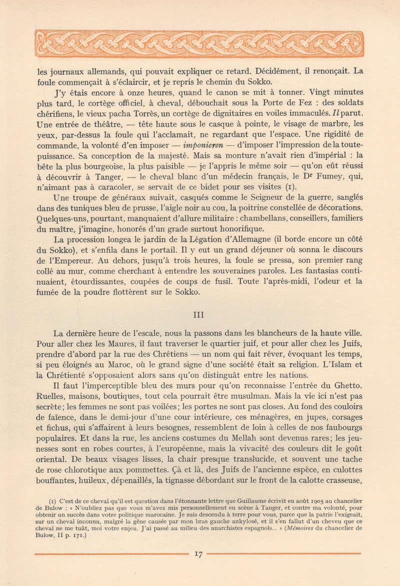 VISIONS DU MAROC, André CHEVRILLON. 10-vis10