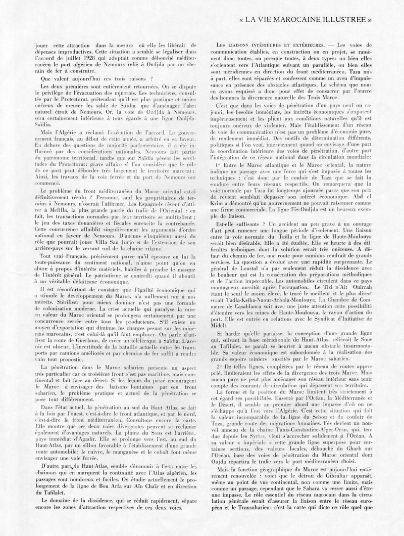 La Vie Marocaine Illustrée 1932 - Page 3 12-la_11
