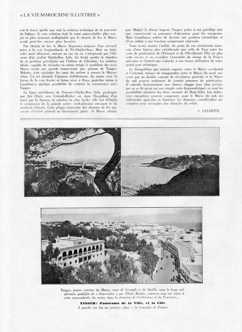 La Vie Marocaine Illustrée 1932 - Page 3 13-la_11