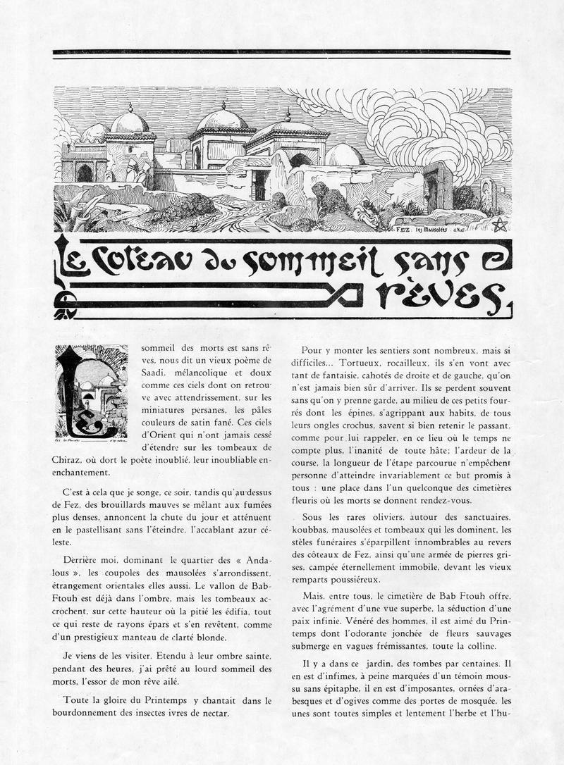 La Vie Marocaine Illustrée 1932 - Page 3 21-la_11