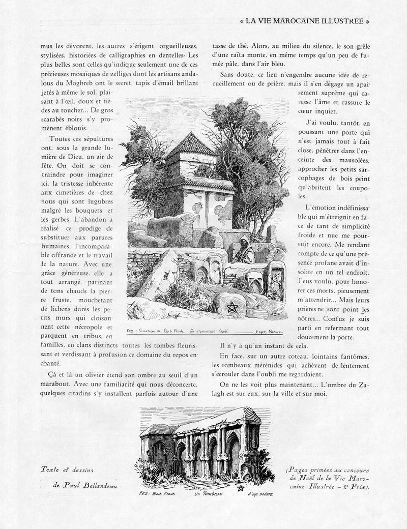 La Vie Marocaine Illustrée 1932 - Page 3 22-la_11