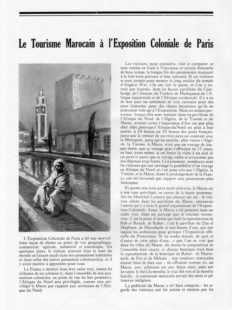 La Vie Marocaine Illustrée 1932 - Page 2 23-la_10